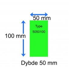 3D Foto/Logo i Firkantede Glas