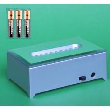 Lyssokkel SY-30 Hvidt lys  Batteridrift