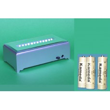 Lyssokkel SY-35 Hvidt lys  Batteridrift